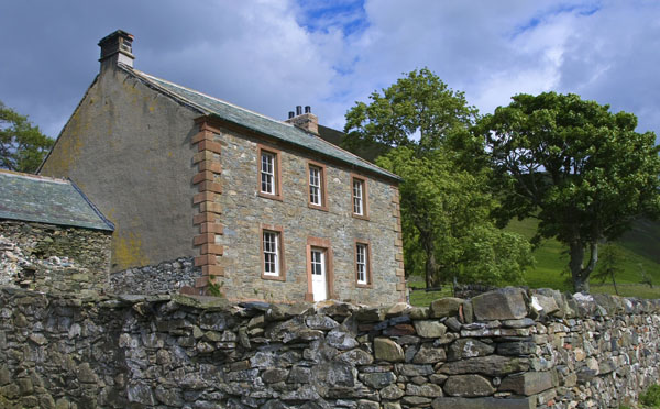 The Dash - Luxury self catering farmhouse in the Lake District